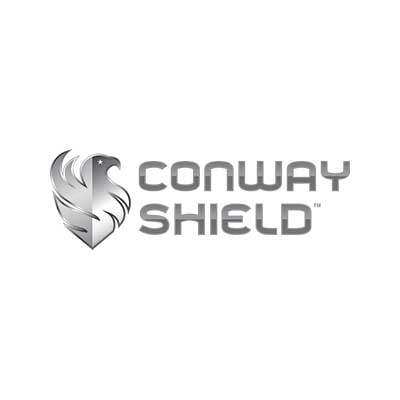 Custom Leather Golf Club Headcover Shield